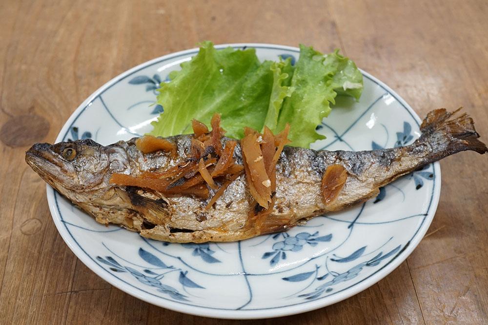 しゃえんじり魚