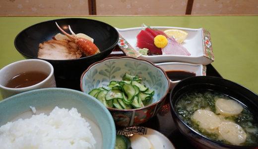 【季節料理 たにぐち】地元の常連も多い中村の海鮮料理屋