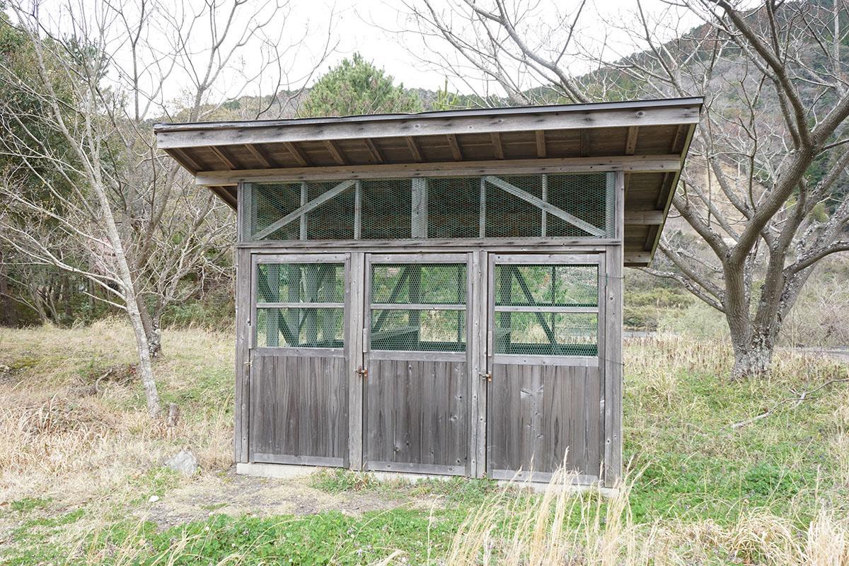 三島キャンプ場の設備