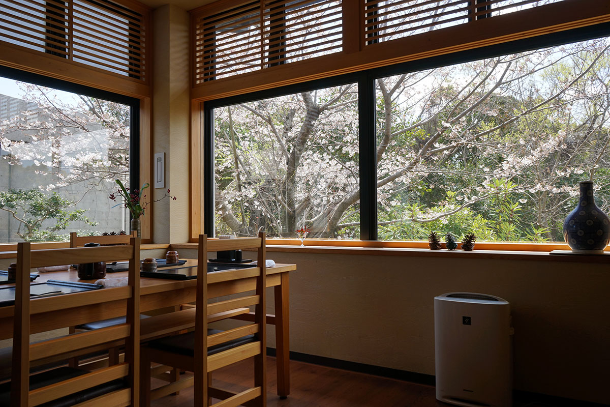 レストラン山川海