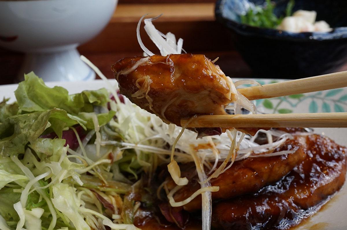 レストラン山川海の料理